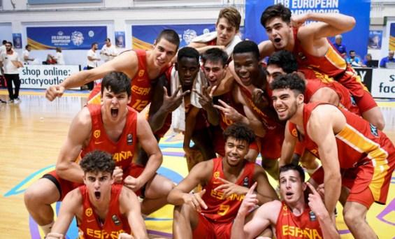 Πυρ και μανία  οι Τούρκοι για τα  λάθη των διαιτητών Πρωταθλήτρια η Ισπανία  στο Ευρωμπάσκετ U18