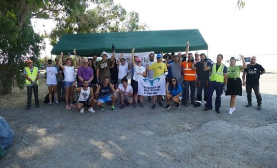 Friends of the Earth Cyprus – Φίλοι της Γης Κύπρου Εθελοντικός Καθαρισμός