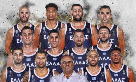 ΗΕθνική Ελλάδοςηττήθηκε απο την Βραζιλίαμε 79-78