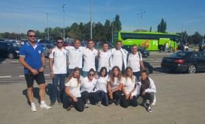 Το μέλλον του ελληνικού κάνοε – καγιάκ σπριντ βρίσκεται στην Μπρατισλάβα προκειμένου να πάρει μέρος στους αγώνες Olympic Hopes