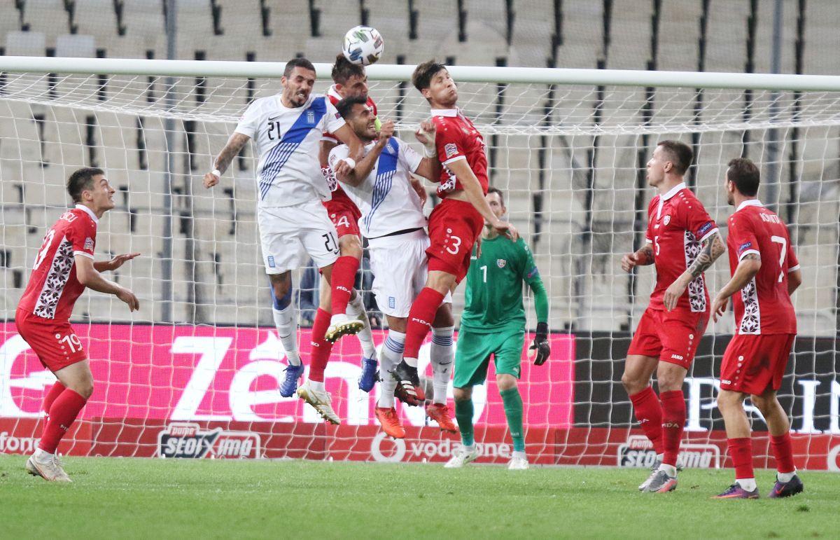 Ελλάδα Μολδαβία: 2-0 - Hellenic Voice