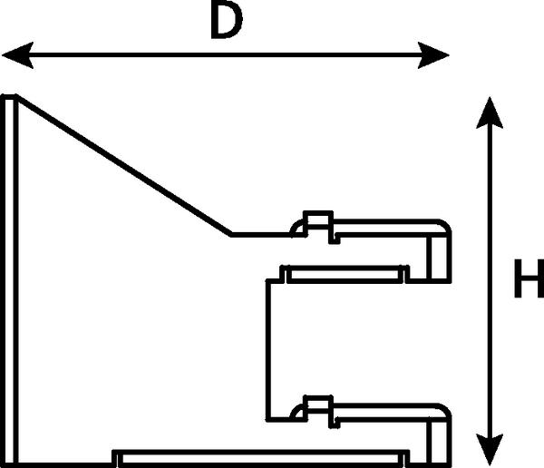 Cable Management Accessories APARCM2U (854-05155