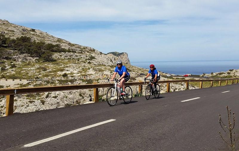 Drømmer om Mallorca på cykel