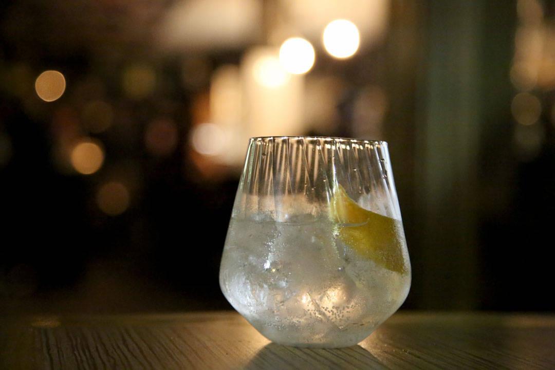 Og den internasjonale gin og tonic-dagen ble feiret. Klikk her for oppskrift på yuzu-varianten. Foto: Erik Valebrokk.