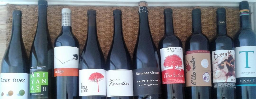 Viner fra SØNNAVIN