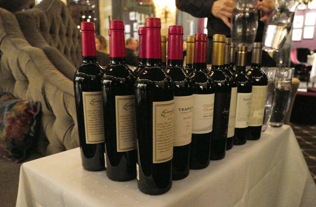 Argentinske viner.