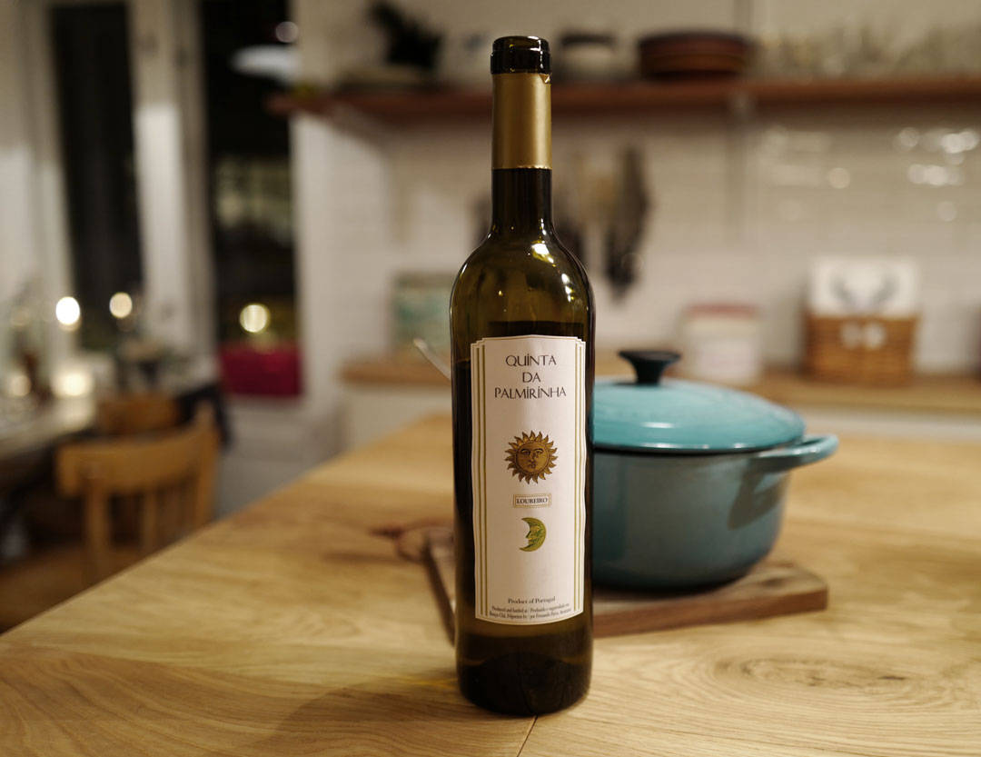 Velg gjerne portugisisk hvitvin til.