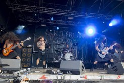 Skiltron live @ Wacken 2018