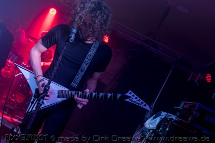 Anchor's Lost live @ The Last Stand 2017