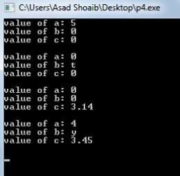 Constructors and Destructors in C++