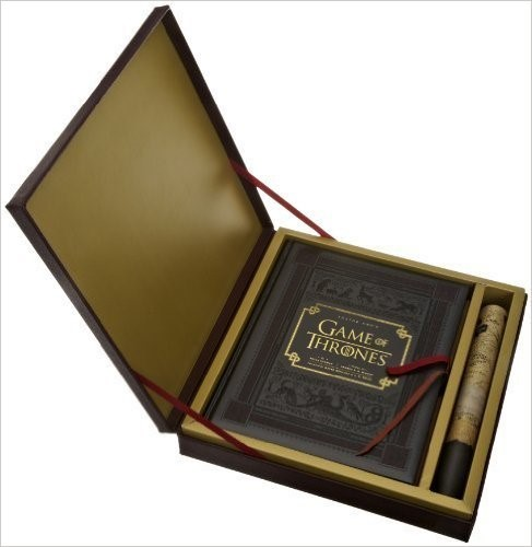 Game of thrones collectors edition book