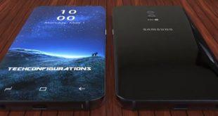 Samsung Galaxy S9 Full Screen display