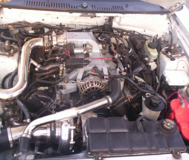 Hellion 1999 2004 Ford Mustang Gt Single Turbo System