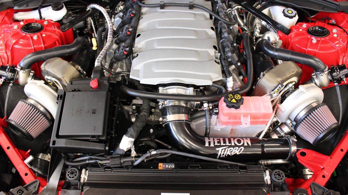 hight resolution of hellion 2016 chevrolet camaro ss lt1 twin turbo system