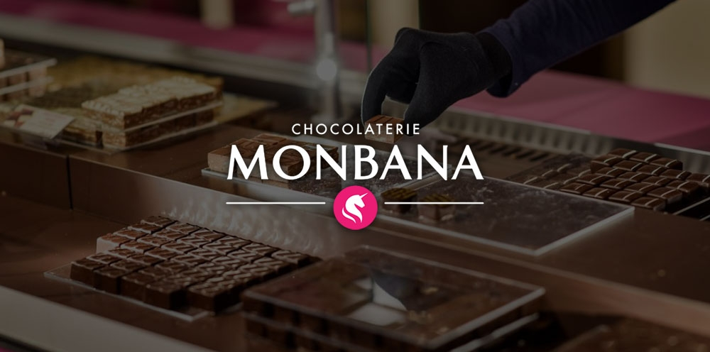 La chocolaterie Monbana sera prsente au salon Franchise Expo Paris  Hello Franchise