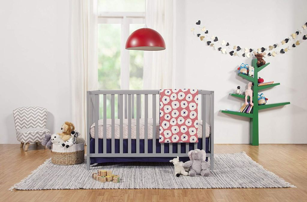 nursery essentials for a minimalist - crib