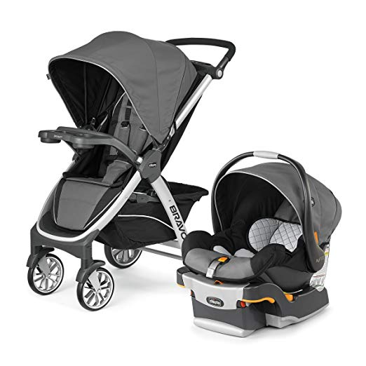 using a stroller and car seat as a minimalist