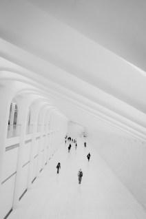 U-Bahnstation im One World Trade Center