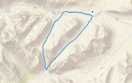 Talwanderung Glen Coe