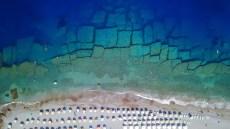 Elli Beach von oben
