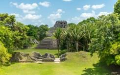 Die Maya-Ruinen von Xunantunich