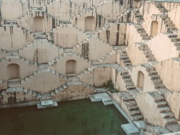 Stepwell in Rajasthan