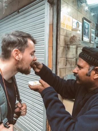 Streetfood-Tour in Delhi