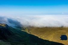 Wanderung auf den The Storr in Schottland