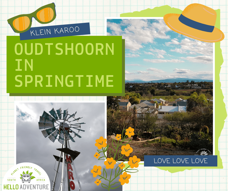 HelloAdventure.co.za - Oudtshoorn in Spring and Summer South Africa
