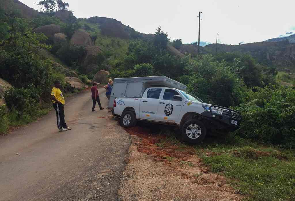 Car Rescue in Swaziland
