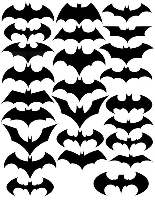 Logo History Of The Batman Symbol Ari Salomon Wordpress Expert