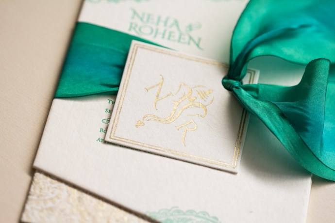 Monogram ideas for Invitations