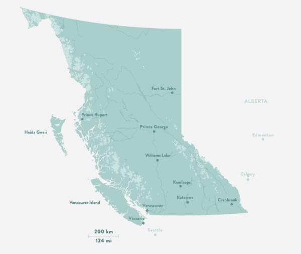 Vancouver Islands Pacific Rim National Park Super