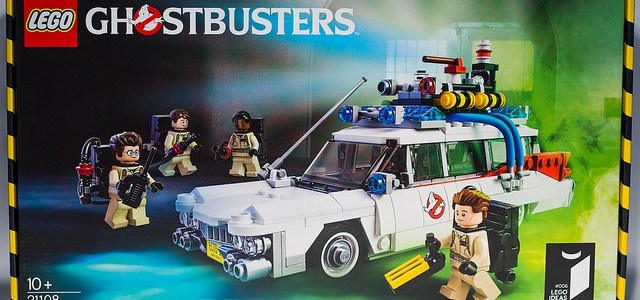 REVIEW LEGO 21108 Ghostbusters 30th anniversary – Ideas / Cuusoo #006