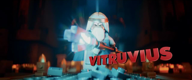 REVIEW LEGO Vitruvius – Bonus DVD Version