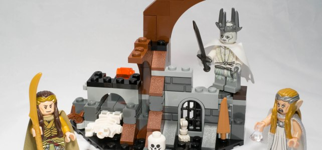 REVIEW LEGO 79015 – The Hobbit – La bataille du roi sorcier