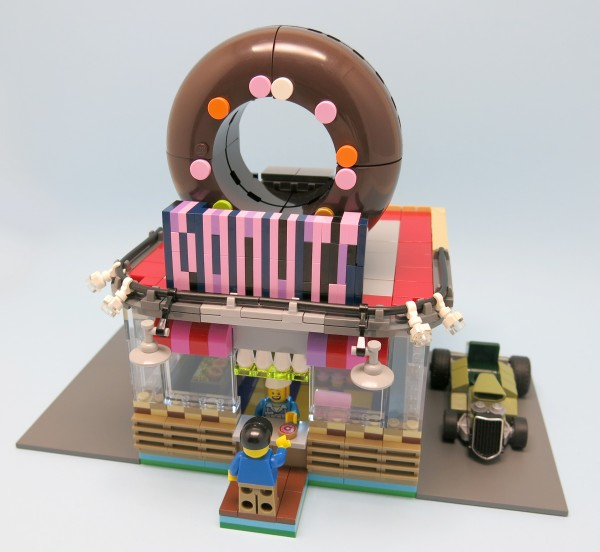 LEGO donuts 1