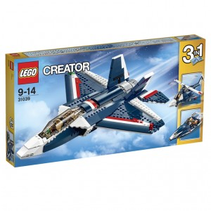 LEGO Creator Blue Power Jet (31039)