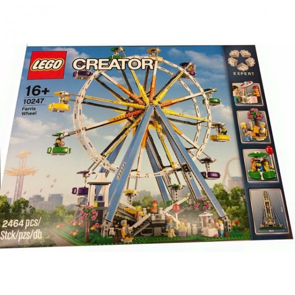 LEGO Creator Ferris Wheel 10247 box