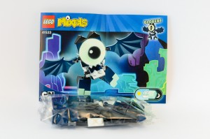 LEGO Mixels Glowkies 41533 Globert