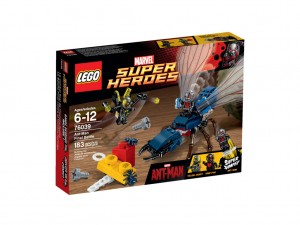 76039 Marvel Ant-Man Final Battle