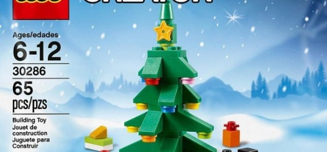 30286 LEGO Creator Seasonal Christmas Tree