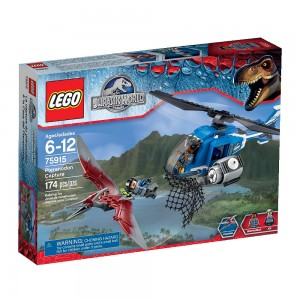 LEGO Jurassic World Pteranodon Capture (75915)