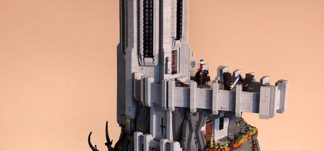 LEGO Monastère des Loups 1
