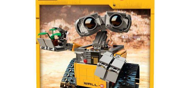 LEGO Ideas WALL•E 21303 box 2