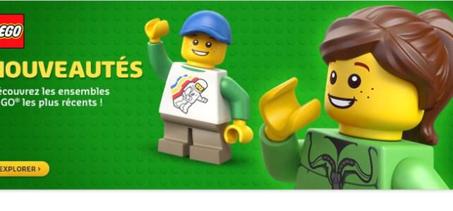 Nouveautés-LEGO