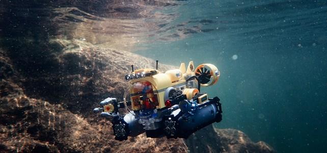 60092 Deep Sea Submarine