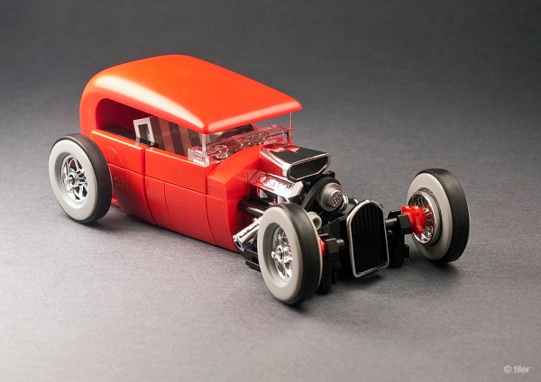 Hot Rod Red 2