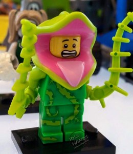 LEGO Collectible Minifigures Series 14 71010 Plant Monster