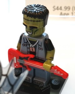 LEGO Collectible Minifigures Series 14 71010 Rocker Monster